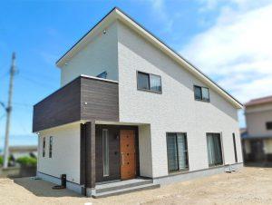 6LDK+家事楽導線の家